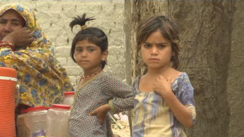 copii, HIV, pakistan