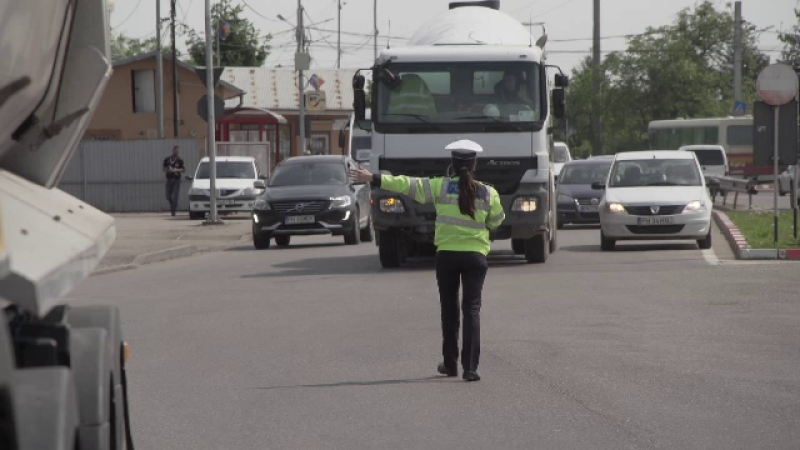 control al politiei in Prahova