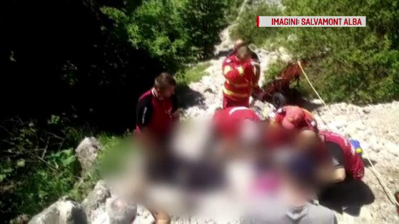 turista moarta pe munte