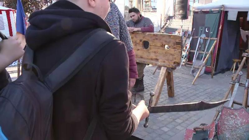 festival medieval Craiova