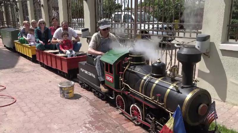 Locomotiva lui Walt Disney