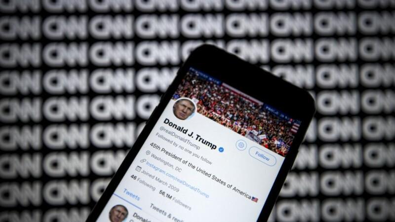 Trump - Twitter - CNN