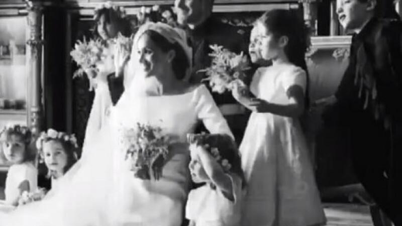 Nuntă Meghan și Harry - 2