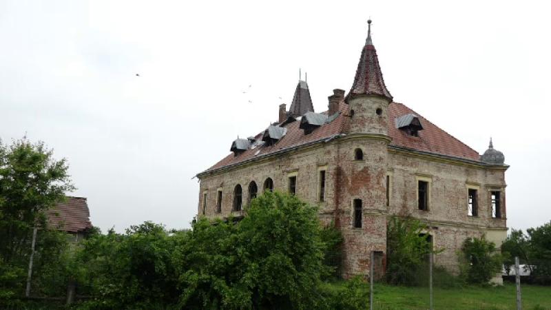 castel, romania