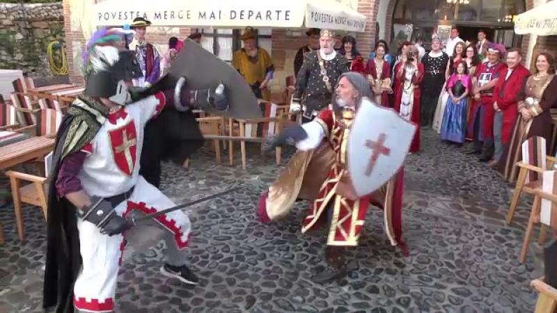 Sibiul s-a întors în timp. Povestea balului inspirat de vremurile Imperiului Habsburgic