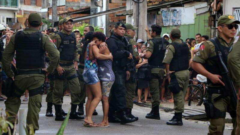 Atac asupra unui bar din Belem, comis de traficantii de droguri - 4