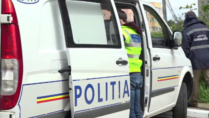 mașină poliție, politie, criminalisti