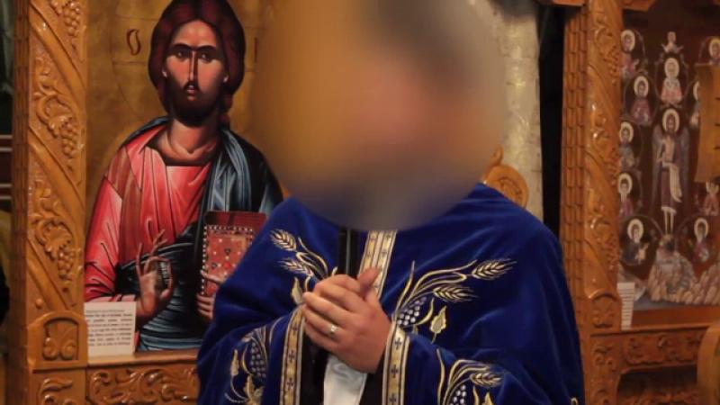 preot pornografie infantilă Constanța