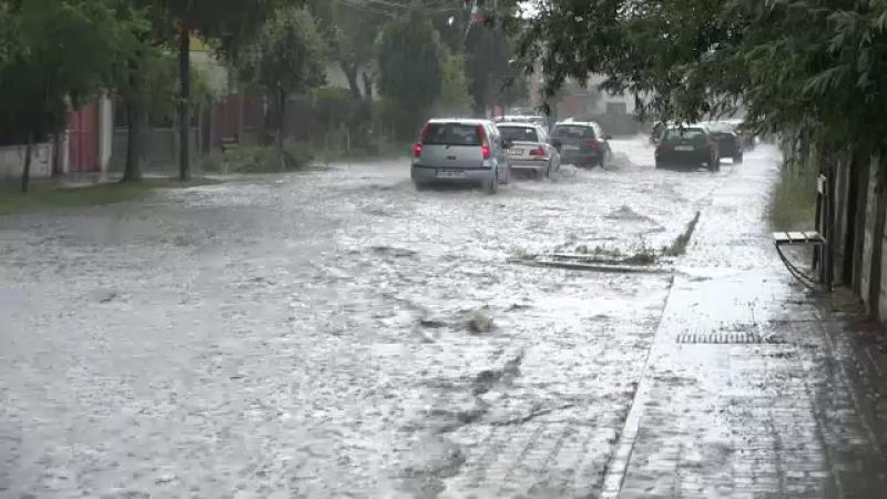 apa meteorica, inundatie