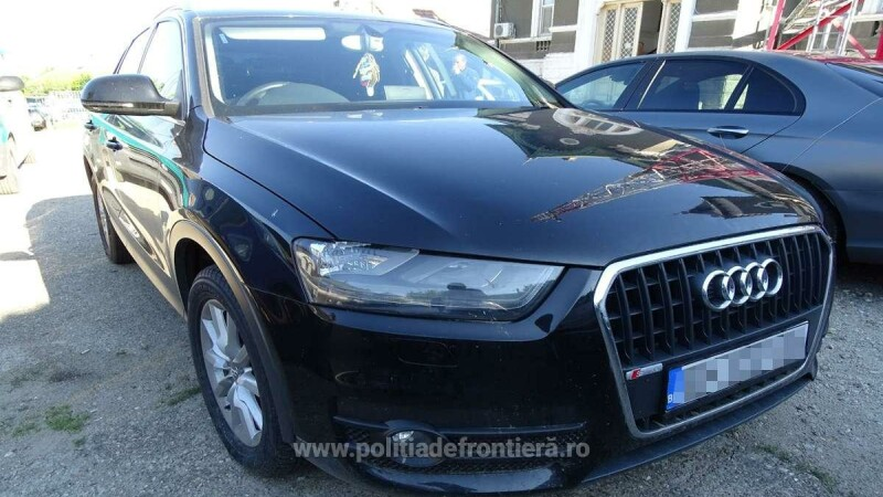 Un român a rămas fără mașina de lux în Calafat. Ce i s-a întâmplat