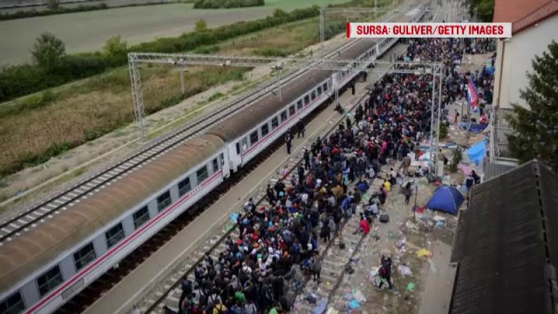 Cele mai mari temeri ale Uniunii Europene. Cine a beneficiat de criza migrației