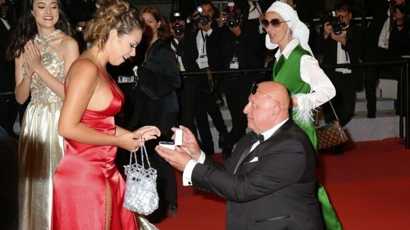 Cerere inedită în căsătorie pe covorul roșu de la Cannes - 4