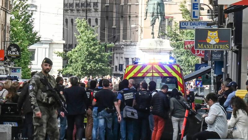Explozie la Lyon - 4