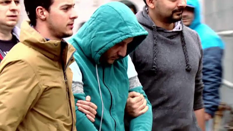 Tânărul care a lovit 3 mașini în timp ce se certa cu soția s-a sinucis