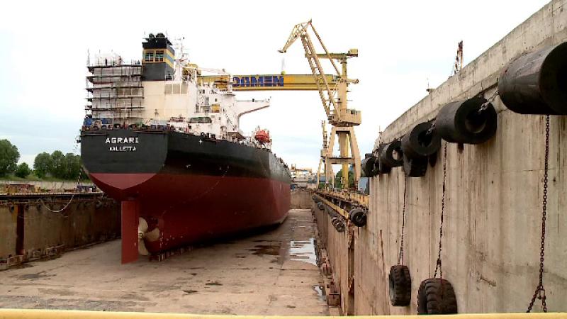 Șantierul Naval din Mangalia
