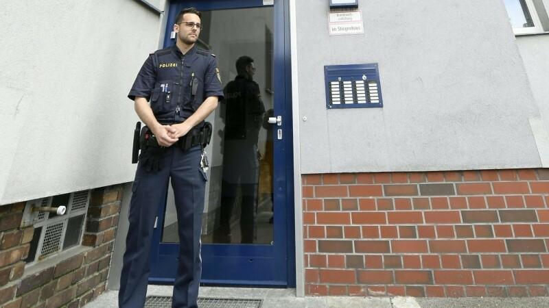 polițist Viena
