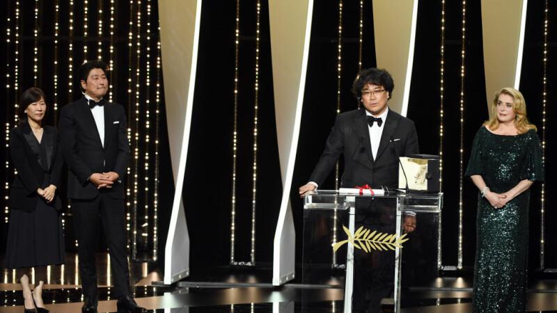 Cannes 2019, Bong Joon-Ho