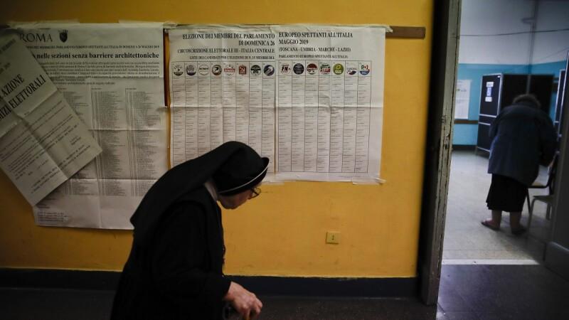 Alegeri europarlamentare in Italia