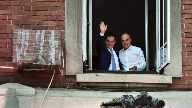 Ludovic Orban, Rares Bogdan