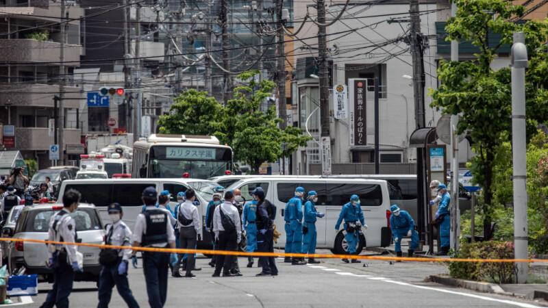 Eleve înjunghiate în Japonia - 1