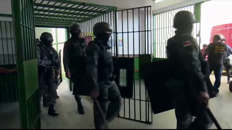 revolte închisoare