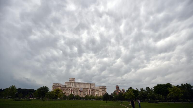 ploaie, nori, Bucuresti