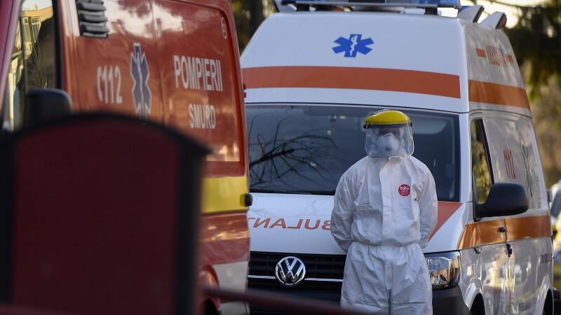 Botoșăneni internați după ce au fost diagnosticați greșit cu coronavirus