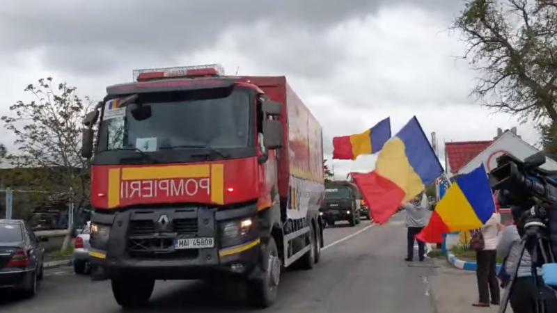 Camioane, Republica Moldova