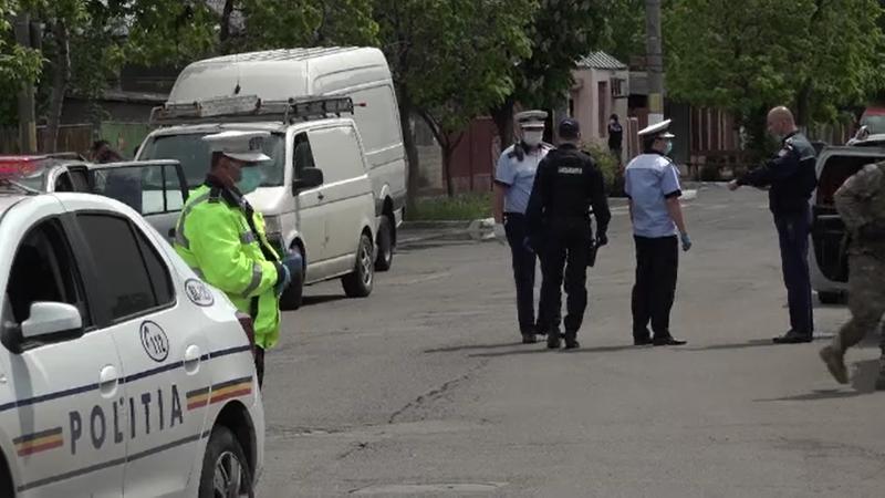 """Mesajul bărbatului care a băgat în carantină un cartier din Buzău. """"Muriți de mâna mea cum voi veni acasă"""""""