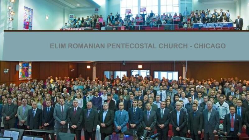 biserica romaneasca elim chicago