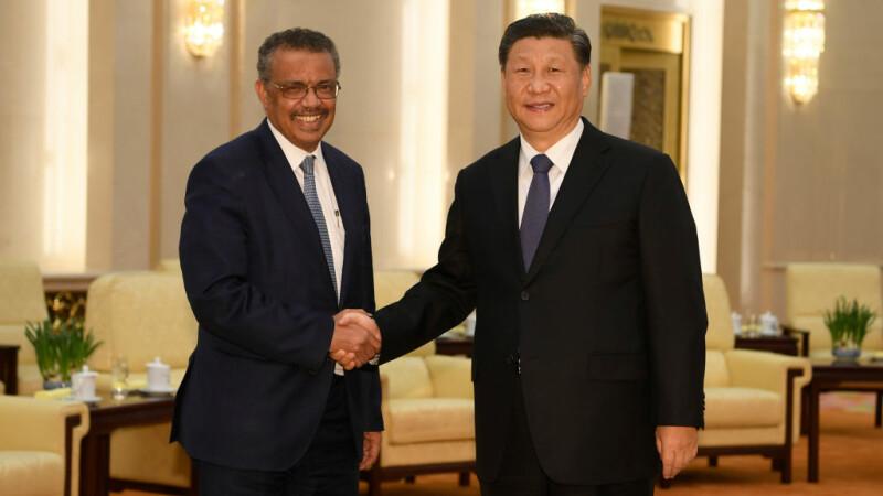 BND: Președintele Chinei a cerut personal OMS să amâne cu 6 săptămâni reacția globală împotriva Covid-19