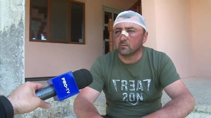 Scandal în Dâmbovița. Șase bărbați au bătut doi frați din cauza unui teren arendat