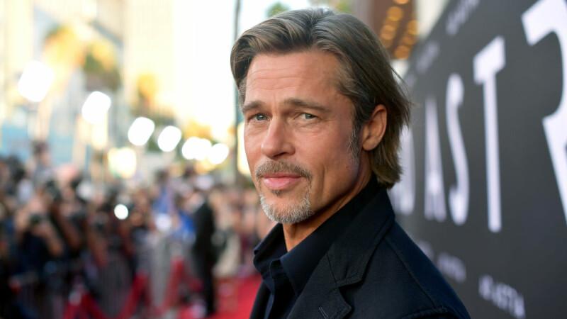 Brad Pitt are o nouă iubită