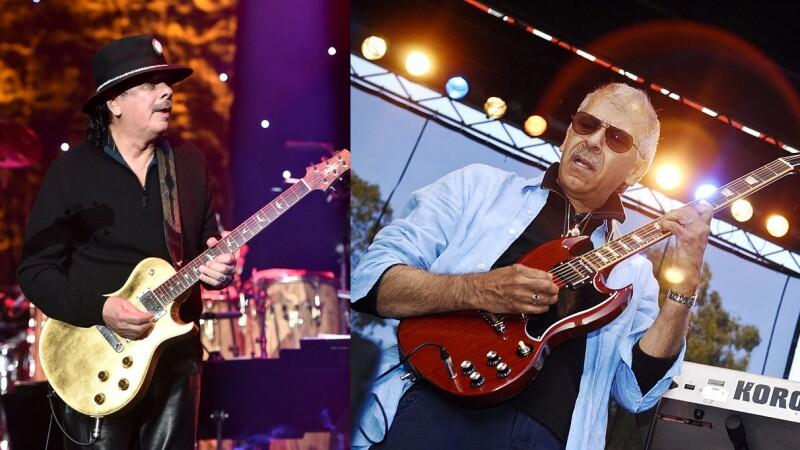 Carlos Santana / Jorge Santana