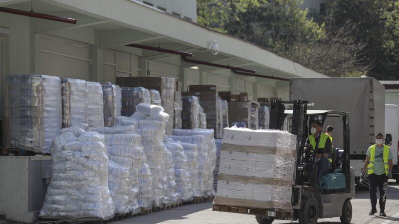 Unifarm spune că are stocuri suficiente și pentru un al doilea val de îmbolnăviri