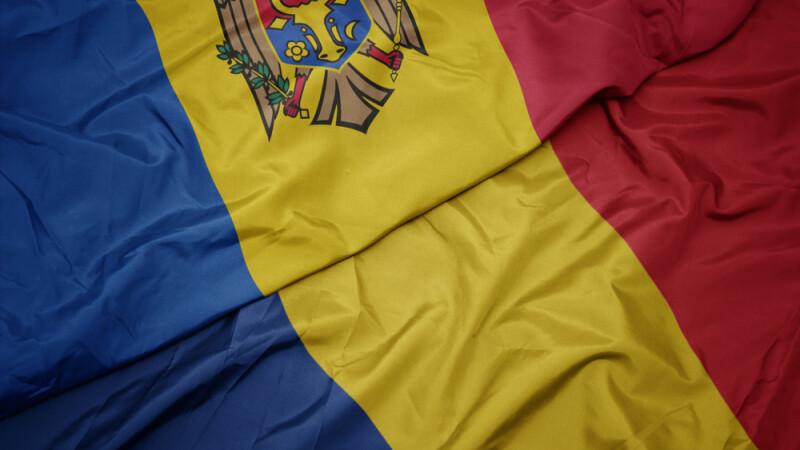 steaguri Romania - Republica Moldova