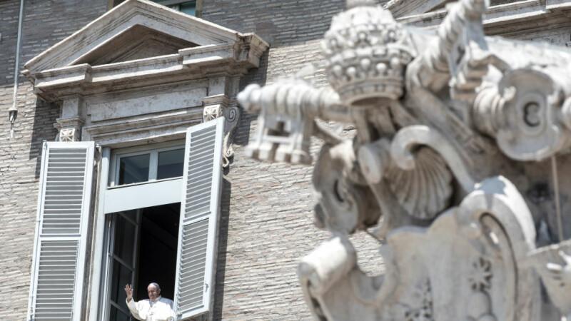 Papa Francisc a ținut prima sa predică pentru credincioșii adunați în Piața Sf. Petru