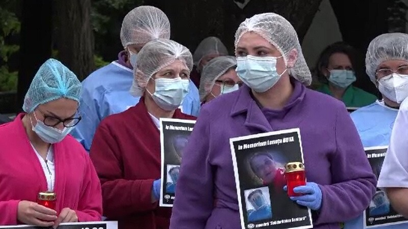 Răsturnare de situație în cazul asistentei din Botoșani scoasă de pe lista victimelor Covid. Ce a cerut Nelu Tătaru