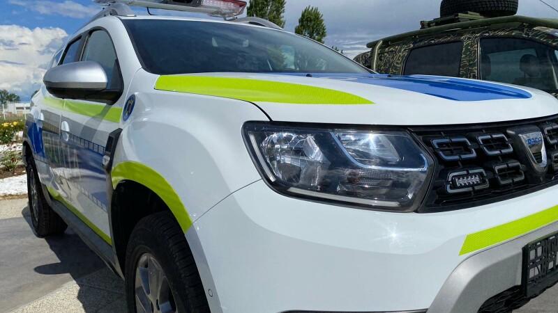 duster politie orban - 10