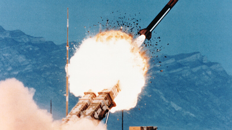 rachetă patriot
