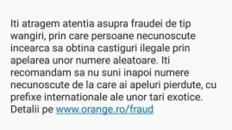 Prevenire fraudă