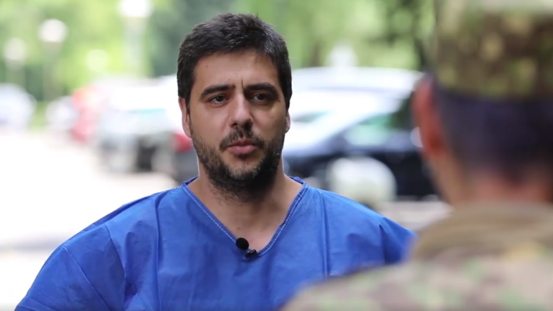medic Spitalul Militar