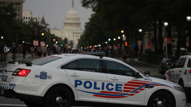 Proteste la Washington