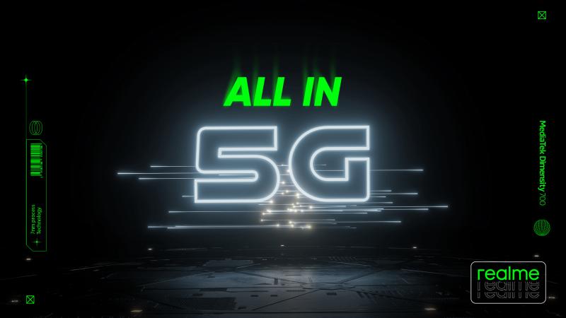 (P) realme aduce tehnologia 5G în buzunarul consumatorului din zona de buget