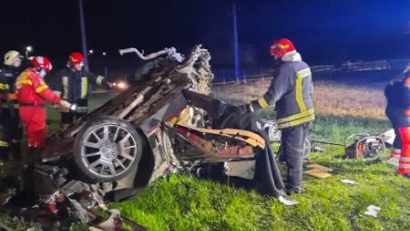 Cum s-a petrecut tripla tragedie din Suceava și cine sunt cei trei tineri morți