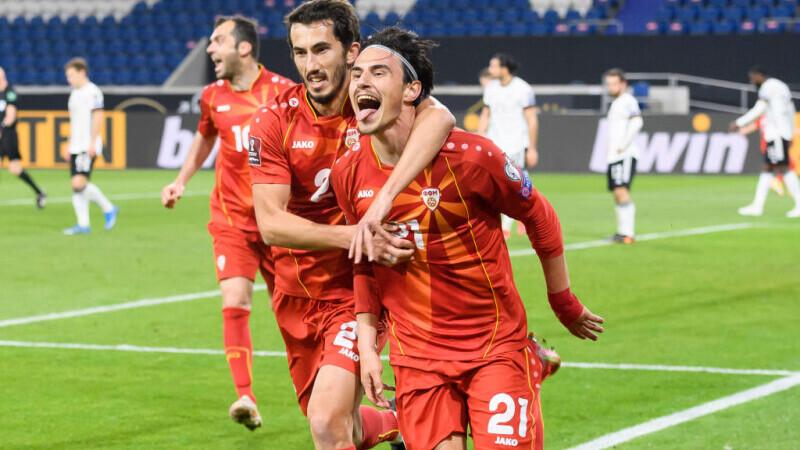 Lotul Macedoniei de Nord pentru EURO 2020. Un jucător crescut de Hagi la Viitorul, printre selecționați