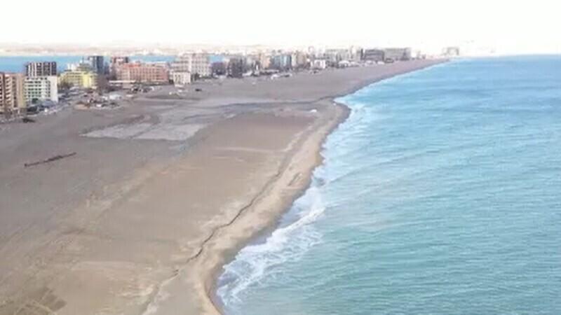 Veste proastă pentru turiști. Plaja din Mamaia Nord va fi închisă cel puțin până la 1 iulie
