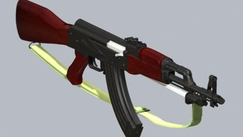 Arma automata AK-47