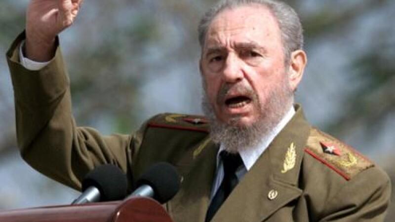 Fotografii noi si rare cu Fidel Castro