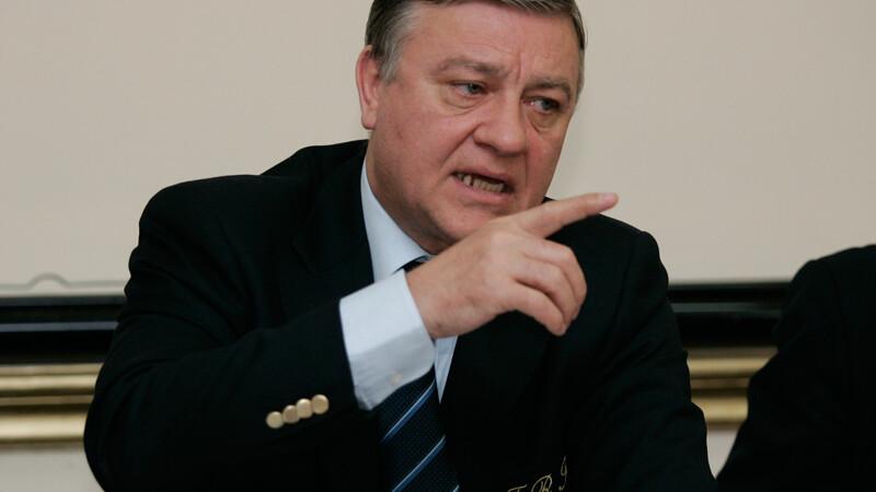 Presedintele FRF, Mircea Sandu, face prezenta la DNA